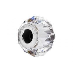 Accesoriu bratara tip PANDORA, Charm SWAROVSKI Briolette Crystal + Cutie Cadou