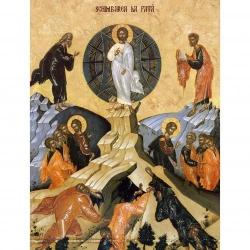 Picturi pe numere Religioase 40x50 cm Schimbarea la fata 6 August PDP1449