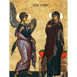 Picturi pe numere Religioase 40x50 cm Buna Vestire 25 Martie PDP1469