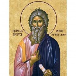 Picturi pe numere Religioase 40x50 cm Sfantul Apostol Andrei 30 Noiembrie PDP1497