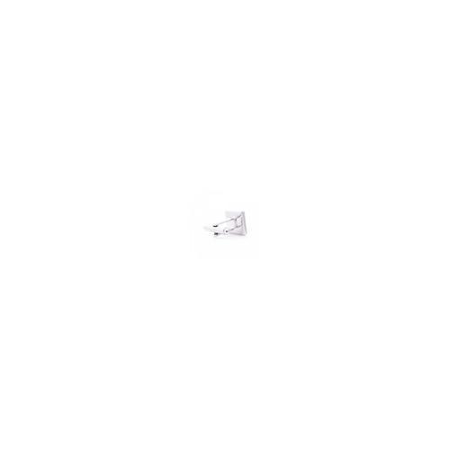 Butoni Argint 925 placati cu Rodiu ALB, Butoni SWAROVSKI Crystals Black Tie 10mm + CADOU Laveta profesionala pentru curatat bijuteriile din argint - Butoni Camasa Criando Bijoux -