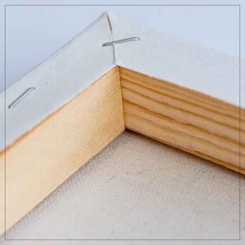 Pictura pe numere 40x50 cm - Panza din bumbac pe rama de lemn (PDP-1260)